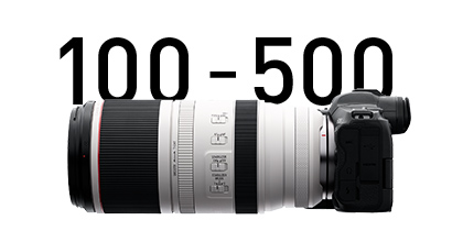 RF100-500mm F4.5-7.1 L IS USM 特長紹介